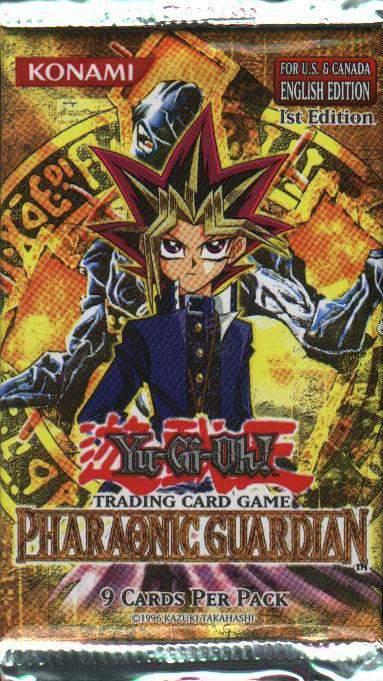 Yu-Gi-Oh!�Pharoanic Guardian Booster Pack