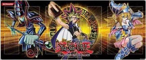 Yu-Gi-Oh! Gold Series 4 Yugi and Dark Magician/Dark Magician Girl Playmat