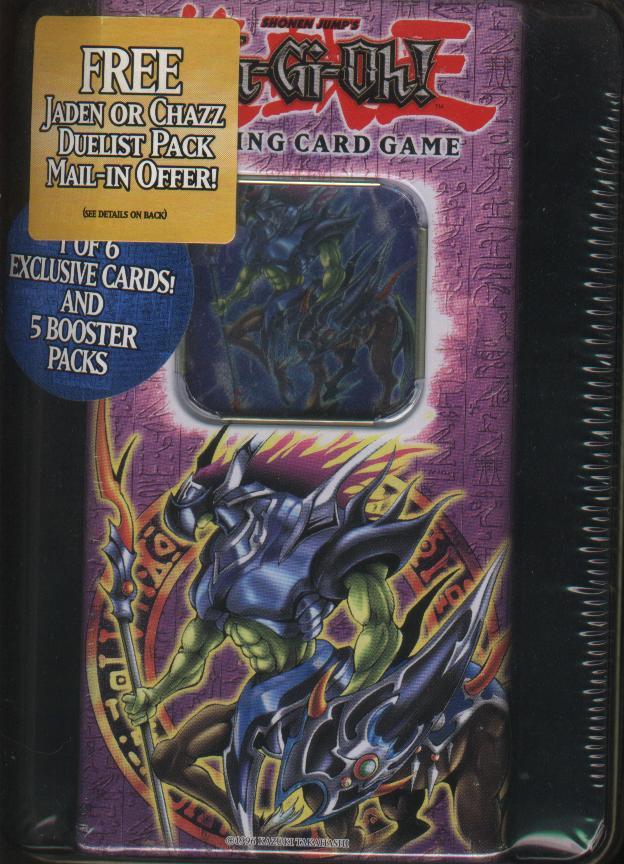 YuGiOh Exarion Universe Tin 2005
